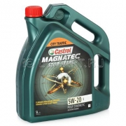 Масло Castrol  MAGN SS 5w20 5l